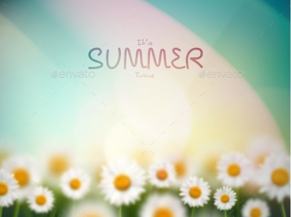 GraphicRiver It s Summer Time 11107625