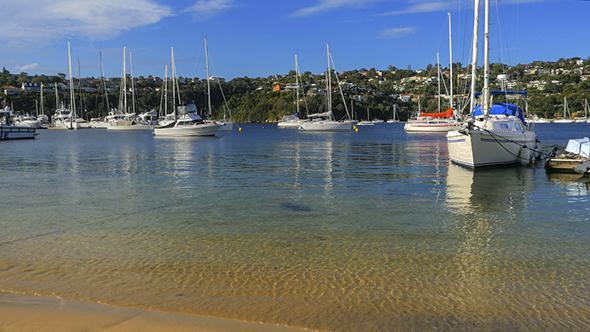 VideoHive Beach near Spit Bridge Sydney 11108554