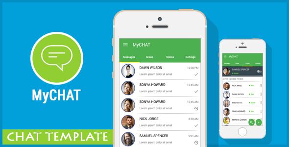 Moka+ | MyCHAT – Chat Messenger Template – AdMob (Templates)