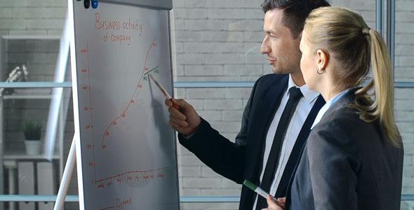 Business Activity Chart