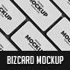 Business Card Mock-Up V.3 - GraphicRiver Item for Sale
