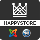 HappyStore - Furniture & Interior Joomla Template - Retail Joomla