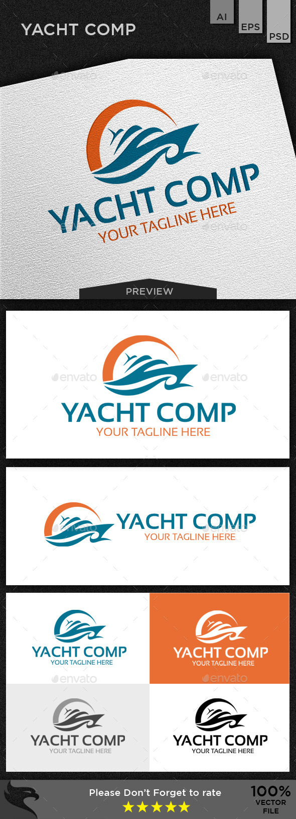 GraphicRiver Yacht Comp 11110514