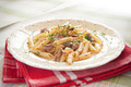 Penne Pasta with meat - PhotoDune Item for Sale