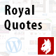 Royal Quotes - WordPress Layers Testimonials Grid - CodeCanyon Item for Sale