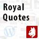 Royal Quotes - WordPress Layers Testimonials Grid