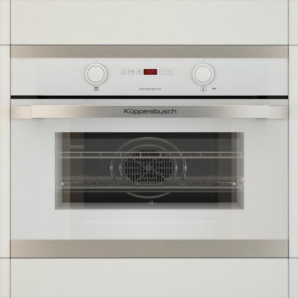 3DOcean Kuppersbusch EEB 6260 Compact Oven 11112330