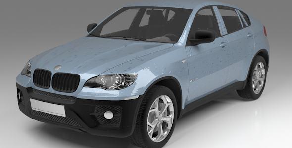 auto 01 - 3DOcean Item for Sale