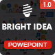 Bright Idea Powerpoint Presentation Templates - GraphicRiver Item for Sale
