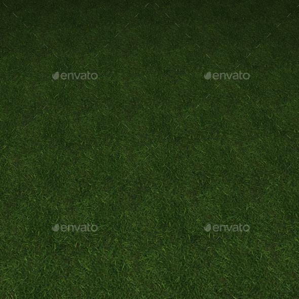 3DOcean ground grass tile 43 11113452