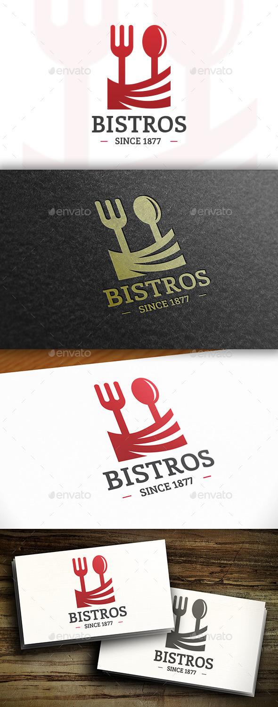 GraphicRiver Restaurant Modern Logo 11114019