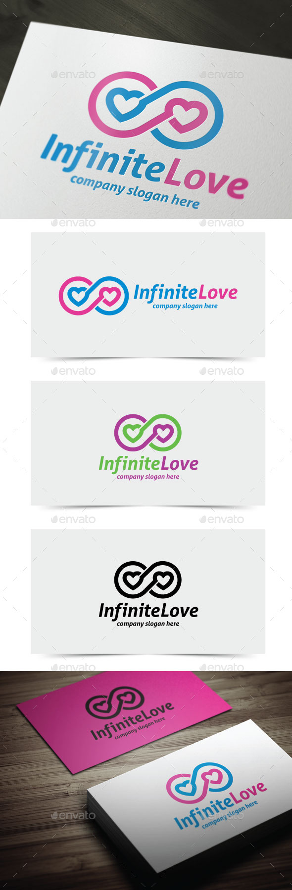 GraphicRiver Infinite Love 11115325