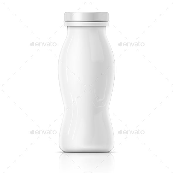 GraphicRiver Yogurt Bottle 11116097