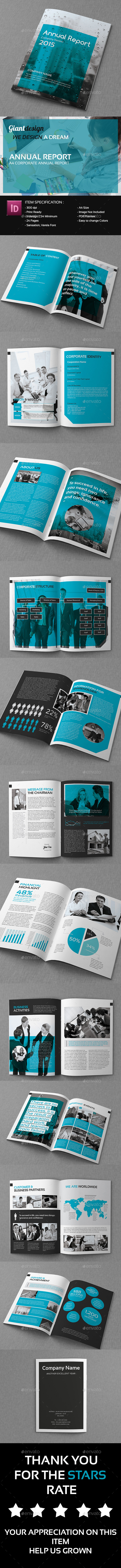 GraphicRiver Annual Report 11116378