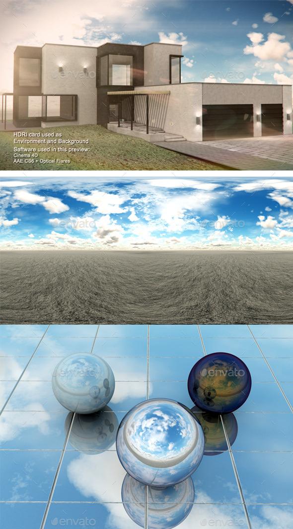 Daylight Desert 7 - 3DOcean Item for Sale
