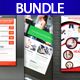 Flyer Mockups Bundle - GraphicRiver Item for Sale