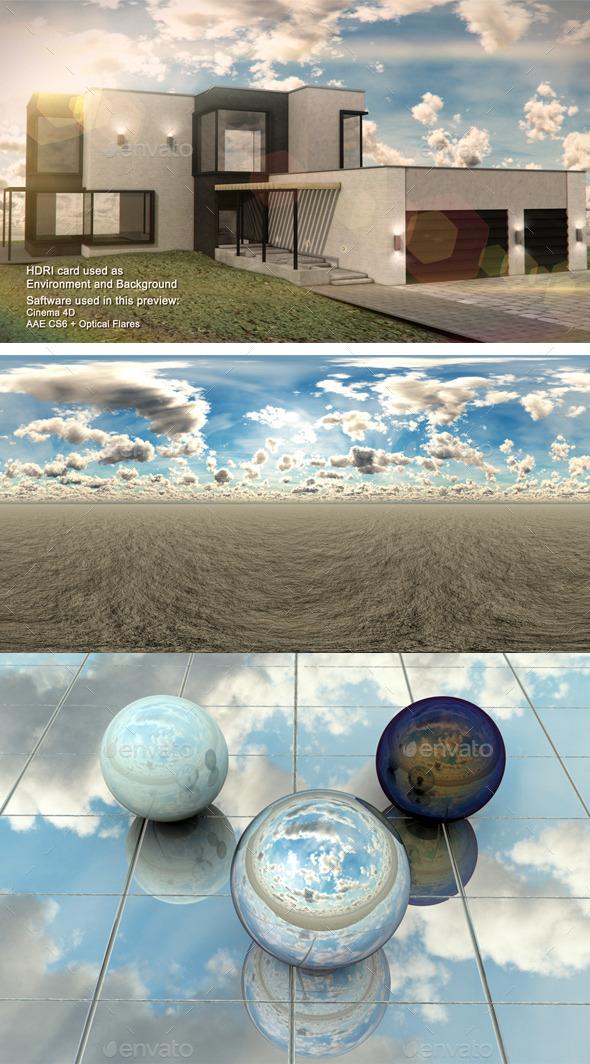 Daylight Desert 9 - 3DOcean Item for Sale