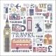 England Travel Set - GraphicRiver Item for Sale