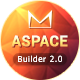 Aspace Responsive Email + Template Builder - ThemeForest Item for Sale