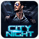 City Night Flyer Template - GraphicRiver Item for Sale