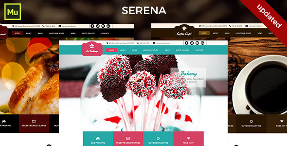 Serena Muse Template