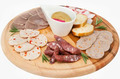 plate of sausage and bacon - PhotoDune Item for Sale