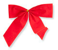 red bow on the white background - PhotoDune Item for Sale