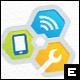 Mobile Workshop Logo Template - GraphicRiver Item for Sale