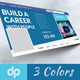 Corporate Executive FB Timeline - GraphicRiver Item for Sale