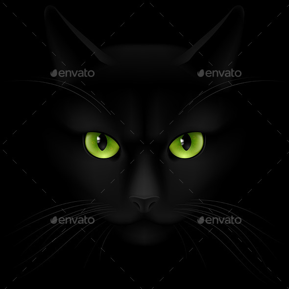 GraphicRiver Cats Eyes 11121471