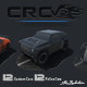 CRCV2 – Cartoon Race Car V2