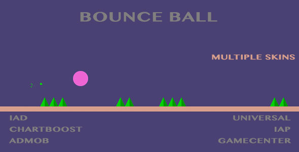 CodeCanyon Bounce Ball 11088850
