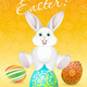Easter Holiday Card - PhotoDune Item for Sale