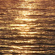 Golden Waving Sea Waters at Sunrise - VideoHive Item for Sale