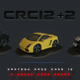 CRC12 - Cartoon Race Cars 12 + 2
