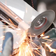 Mechanic Cutting the Car Body - VideoHive Item for Sale