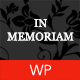 In Memoriam – Christian Funeral Services and Homes - ThemeForest Item for Sale