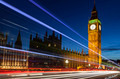 Big Ben London England by Night - PhotoDune Item for Sale