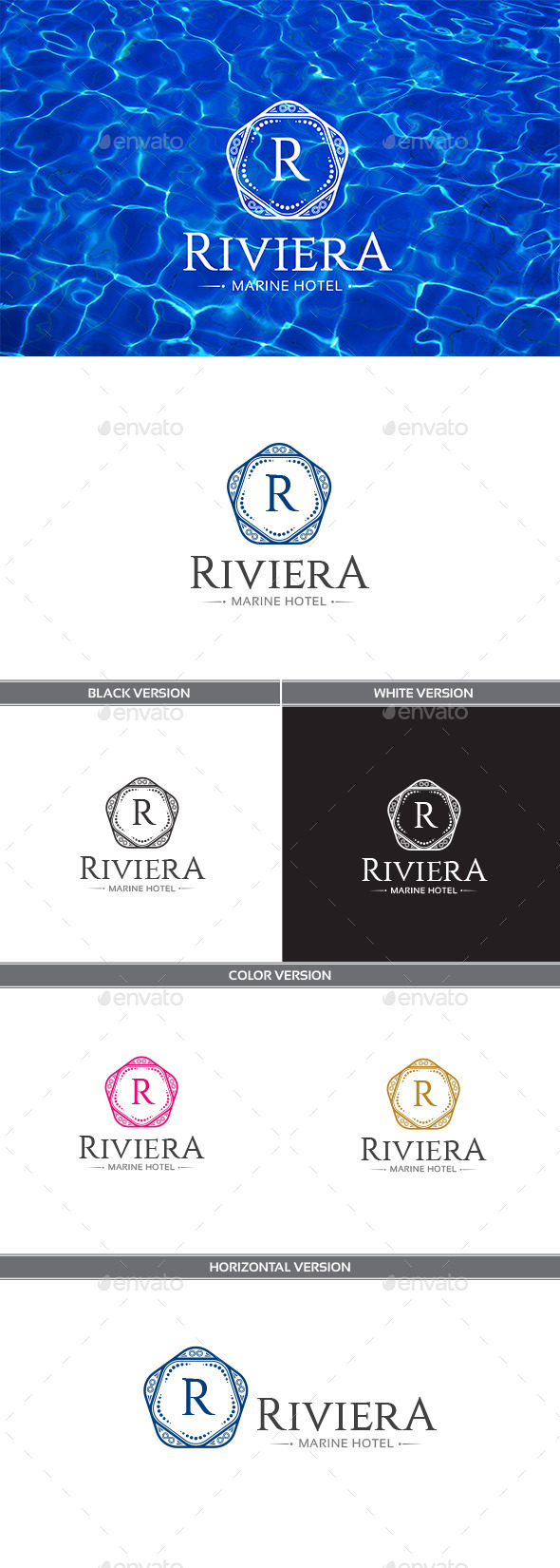 GraphicRiver Riviera 11123503