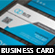 Business Card 140 - GraphicRiver Item for Sale