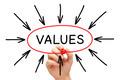 Values Arrows Concept - PhotoDune Item for Sale