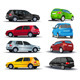 Set of Cars - GraphicRiver Item for Sale