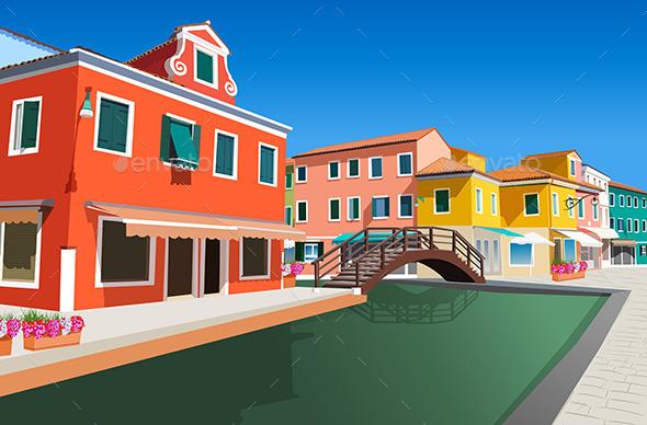 GraphicRiver Venice Italy 11125009