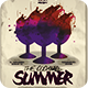 The Summer Cocktail Flyer/Poster - GraphicRiver Item for Sale
