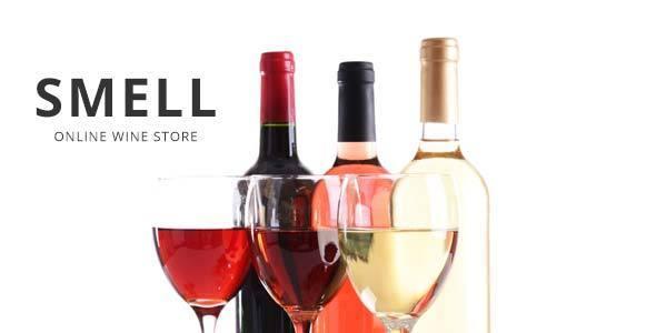 Smell - Food & Restaurant Multipurpose WordPress Theme - Portfolio Creative