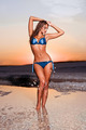 beautiful woman in a bathing suit - PhotoDune Item for Sale