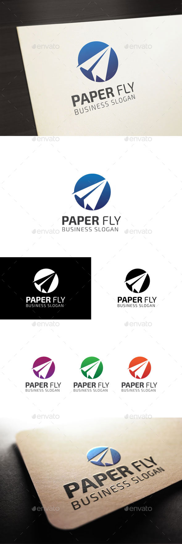 GraphicRiver Paper Fly 11125358