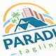 Paradise Logo - GraphicRiver Item for Sale