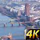 Frankfurt City and Main River - VideoHive Item for Sale