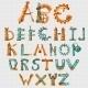 Mechanic Alphabet Colored - GraphicRiver Item for Sale